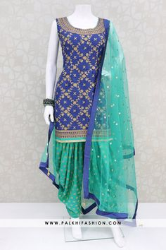 Party Wear Indian Dresses, Dress Indian Style, Indian Fashion Dresses, Indian Designer Outfits, Indian Outfits, Salwar Suits Party Wear, Indian Clothes, Patiala Suit Designs, Kurti Designs Party Wear