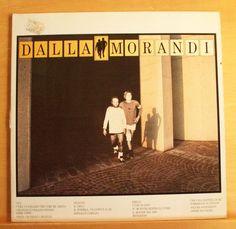 LUCIO DALLA / GIANNI MORANDI Dalla Morandi Vinyl 2-LP Italo Disco Pop Top RARE