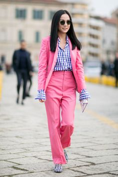 Unexpected Spring Color Combos that will upgrade your street style look.