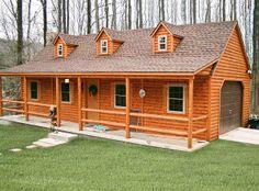 Log Cabin Modular Homes Cost