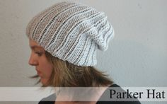 she makes hats: patterns