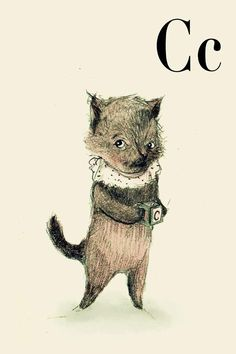 Items op Etsy die op C for Cat Alphabet art - Alphabet print - ABC wall art - ABC print - Nursery art - Nursery decor - Kids room decor - Children's art lijken Baby Zoo, Baby Cats, Animal Alphabet, Alphabet Print, Art Pariétal, Alfabeto Animal, C Is For Cat, Art Graphique, Kid Decor