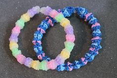 Rainbow Loom Nederlands, gumdrop armband, monstertail en loom