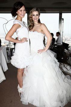 Moniky Leová a Marešová se staly koučkami nové soutěže nevěst v šatech z NUANCE