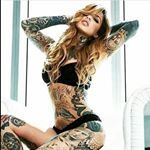 """5,775 Likes, 59 Comments - Best Tattoos World (@best_tattoos_world) on Instagram: """"Amazing girl 😍💯"""""""