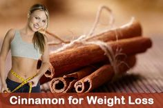 Finding it hard to lose weight? Then, you must try Cinnamon