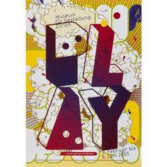 Play - Museum für Gestaltung Zürich-Plakat