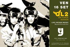 Venerdi 16 Settembre QL2 Live @Yes I know My Way seguici sul nostro blog e segui le serate di musica dal vivo piu belle della provincia di salerno