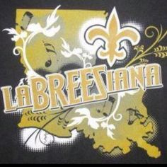 Labreesiana... Who dat!