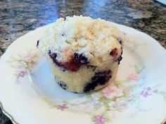 Little Magnolia Kitchen: Heavenly Blueberry Muffins (Best Blueberry Muffins Ever)