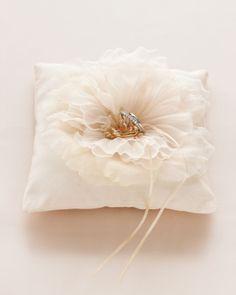 A Traditional And Formal Pink Colored Wedding In Philadelphia Pennsylvania Ring Pillow Weddingwedding Pillowsdiy