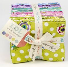 LOL by Me and My Sister for Moda Fat Quarter Bundle from Lady Belle Fabric