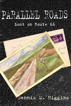 Parallel Roads (Lost on Route 66) by Dennis Higgins http://www.amazon.com/dp/B006NXD2LC/ref=cm_sw_r_pi_dp_6MRewb0C2CV44