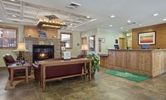 Homewood Suites by Hilton Jackson Hotel, WY - Lobby