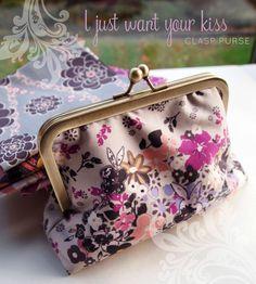 Frame purse tutorial