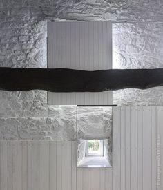 Fundación Rubido Romero | Abalo Alonso Arquitectos |  Negreira (2012) | Foto: Santos-Diez