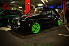 Mk1, green dream