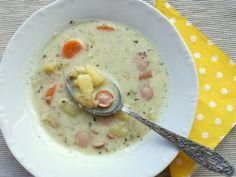 A díjnyertes leves: tejfölös-kapros újkrumpli! | Mai Móni