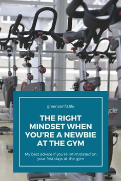 Newbie at the gym? Here's some advice on how to get over the gym shyness that every beginner experiences