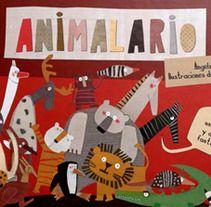 Animalario. Un proyecto de  de Carmen Queralt - 16.05.2013