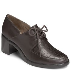 Endearing Lace Up Oxford Shoe | Women's Shoes Career Shoes | Aerosoles