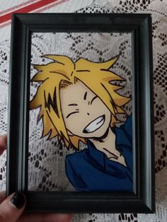 Anime Glass Painting