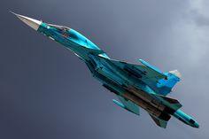 Su-34 - null