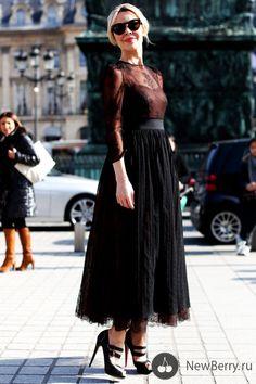 Street style Paris FW 2013-14