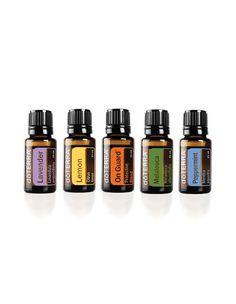 Are these your 5 favorites #doTERRA