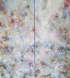 """Saatchi Art Artist ADRIENNE SILVA; Painting, """"You Are There"""" #art"""
