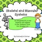 This 108 page Skeletal and Muscular System Unit has a 35 page power point and 25 ELA activities to help your students learn the science curriculum . Science Curriculum, Science Resources, Science Classroom, Science Lessons, Teaching Science, Science Activities, Student Learning, Science Inquiry, Science Fun
