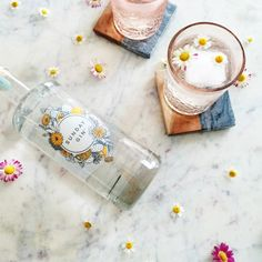 Elderflower Gin Fizz