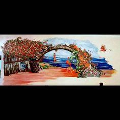 Nessuno ha mai scritto, dipinto, scolpito, modellato, costruito o inventato se non per uscire letteralmente dall'inferno. (Antonin Artaud) 🎭 #mare #sea🌊 #flowers #fairyes #fairy #lighthouse #sky #acrilic #acrilico #dipinto #arte #art  #illustration #drawing #TagsForLikes #picture #artist #sketch  #pen #pencil #artsy #instaart #beautiful  #gallery #masterpiece #creative #photooftheday #instaartist  #graphics #artoftheday