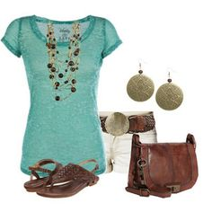 I like the necklace! LOLO Moda: Trendy women outfits 2013