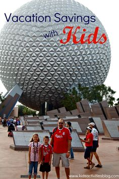 It costs how much to take a family of 5 to Disney World? How do you get your family involved in helping plan & save for a family vacation? {need to start something like this for our family summer trip 2013 to London & Paris}