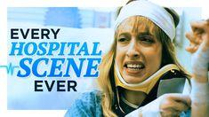 Every Hospital Scene Ever #humor #funny #lol #comedy #chiste #fun #chistes #meme