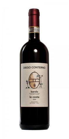 "Diego Conterno ""Le Coste"" Barolo 2009"