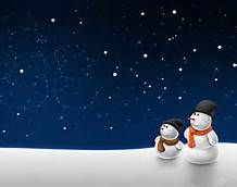 Christmas Backgrounds Free - Bing Images