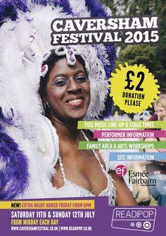 Caversham Festival | Readipop