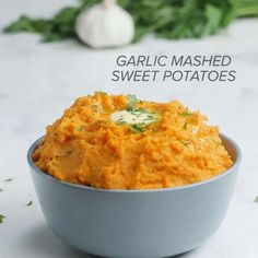 Sweet Potato 4 Ways by Tasty