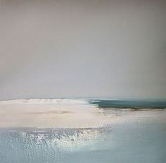 Shimmer. 40cm x 40cm, oil on canvas. Dion Salvador Lloyd