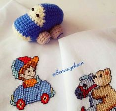Snoopy, Teddy Bear, Toys, Animals, Fictional Characters, Herb, Crossstitch, Blouses, Embroidery