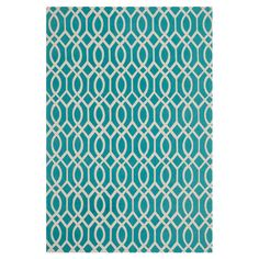 Safavieh Cedar Brook Light Teal / Ivory Rug & Reviews | Wayfair