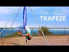 Something to try in the future maybe: Yoga Swing | Yoga Trapeze™ by YOGABODY - $1 Trial!