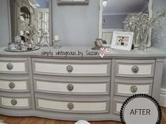 This Little Estate Master Bedroom Furniture Redo Solid Overly