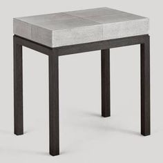 Mantra Side Table, Christian Liaigre