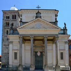 Abbazia di Fruttuaria a San Benigno Canavese (To) | Info su storia, arte, liturgia e devozione sul sito web del progetto #cittaecattedrali