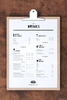 Fiverr freelancer will provide Menu Design services and design unique restaurant and bar menu including Custom Graphics within 1 day Menu Restaurant, Menu Bar, Restaurant Design, Restaurant Identity, Drink Menu Design, Cafe Menu Design, Coffee Shop Menu, Menu Layout, Cider Cocktails