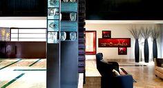 The artful lobby