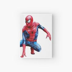 Spiderman Action Figure, My Notebook, Canvas Prints, Art Prints, Action Figures, My Arts, Batman, Superhero, Printed